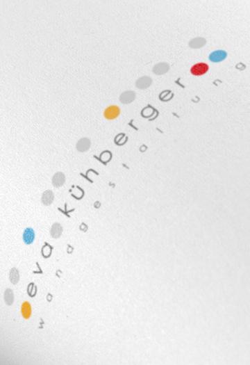 Eva Kühberger Wandgestaltung, Logo