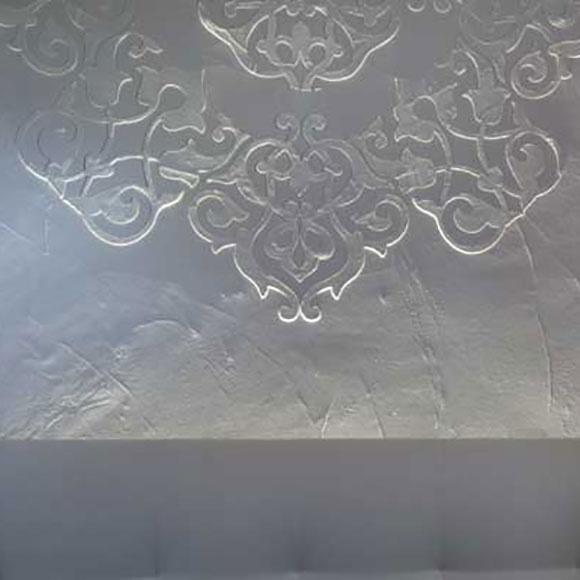 Wandgestaltung, Pandomo Wand